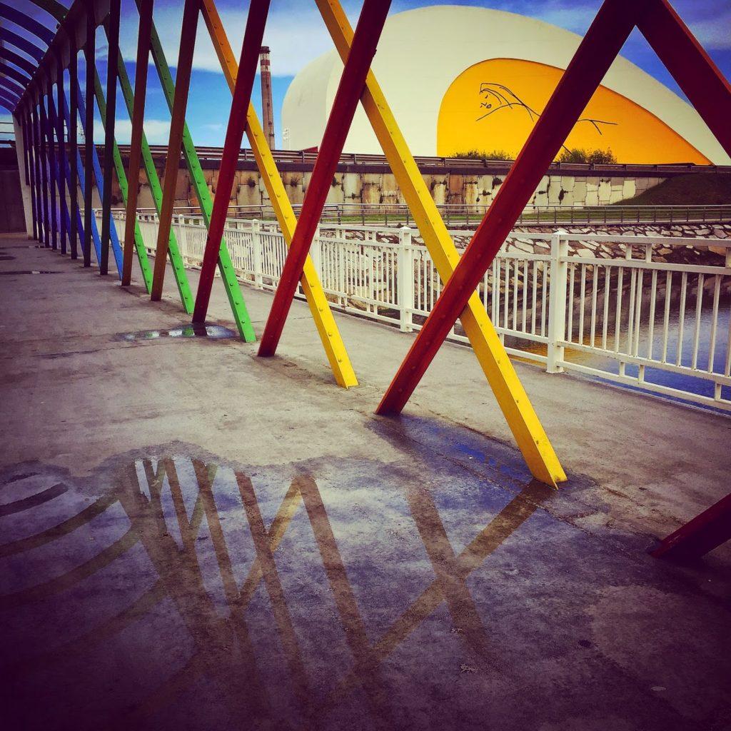 QUÉ VER EN AVILÉS Y ALREDEDORES Centro Niemeyer