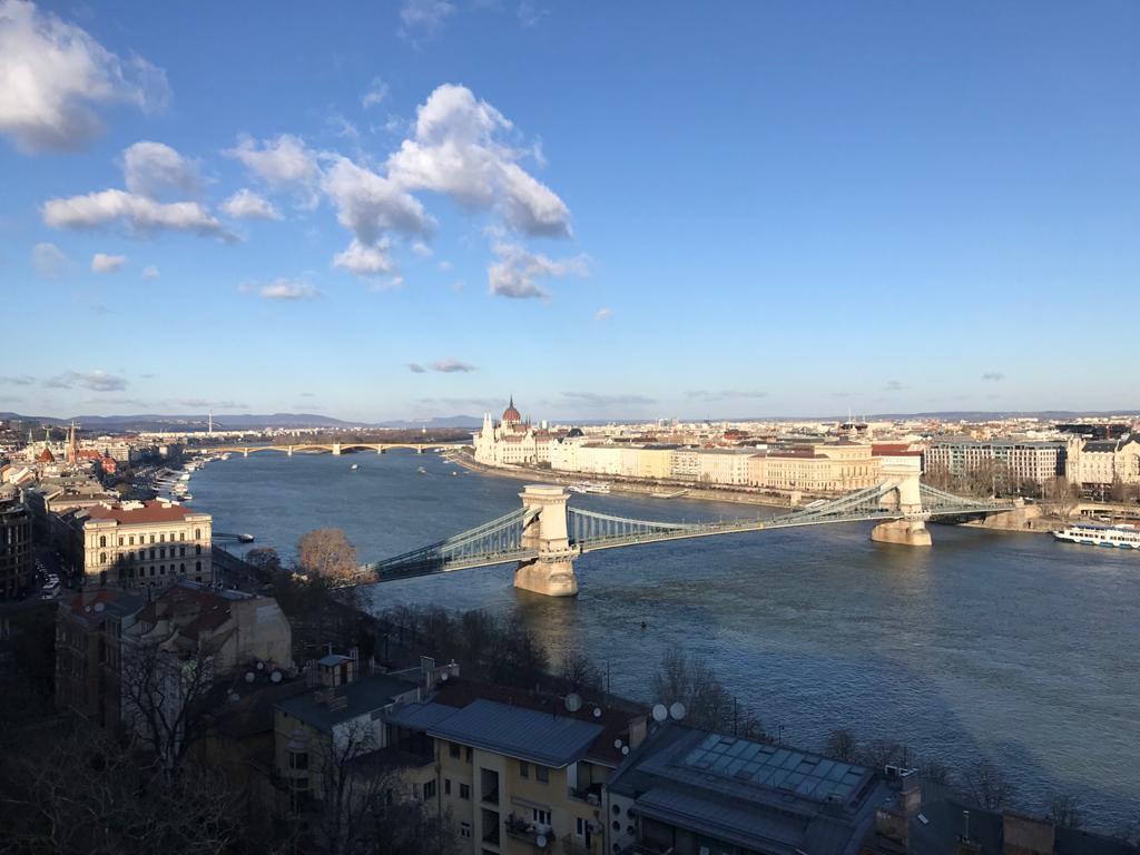 BUDAPEST, QUÉ VER EN 3 DÍAS vistas panorámicas del danubio y del parlamento
