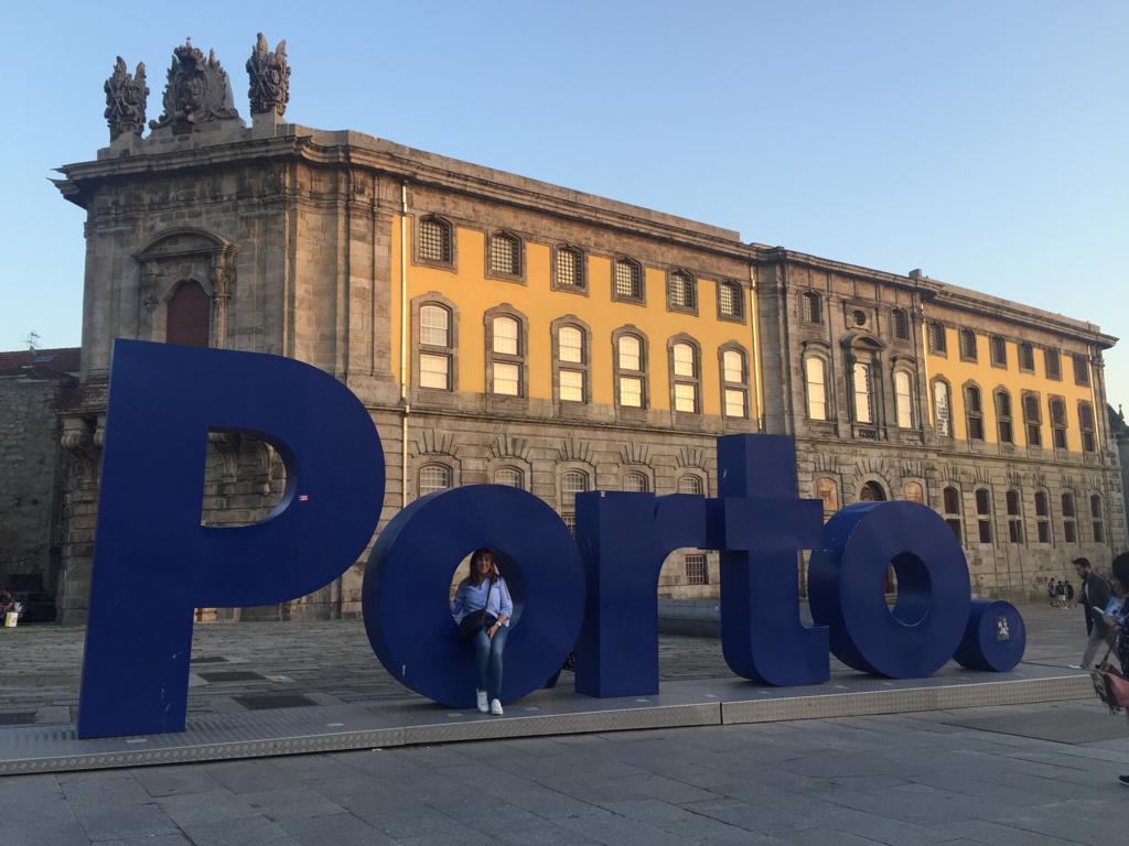 Oporto, letras de la ciudad