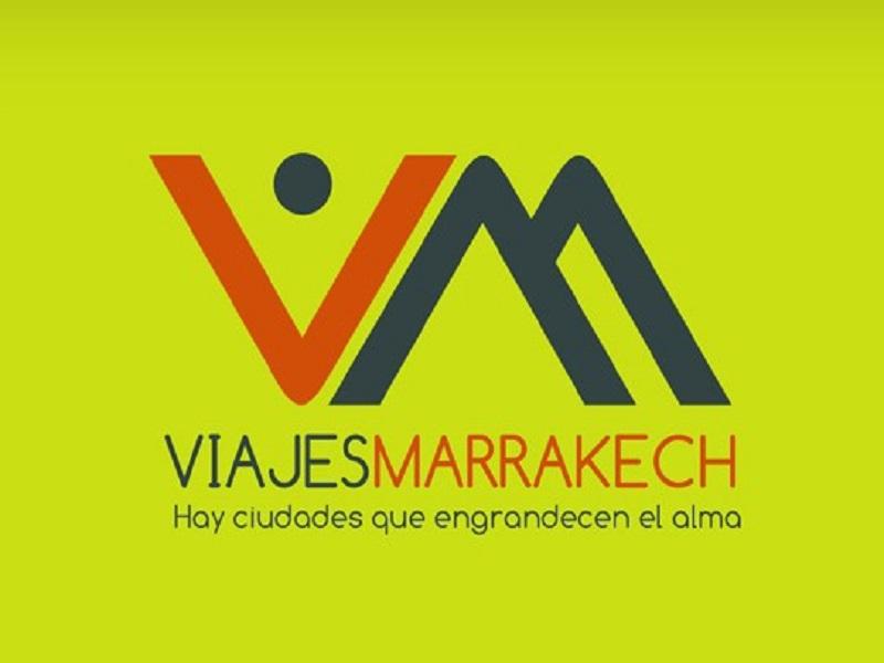 EXPERIENCIA CON VIAJES MARRAKECH logotipo