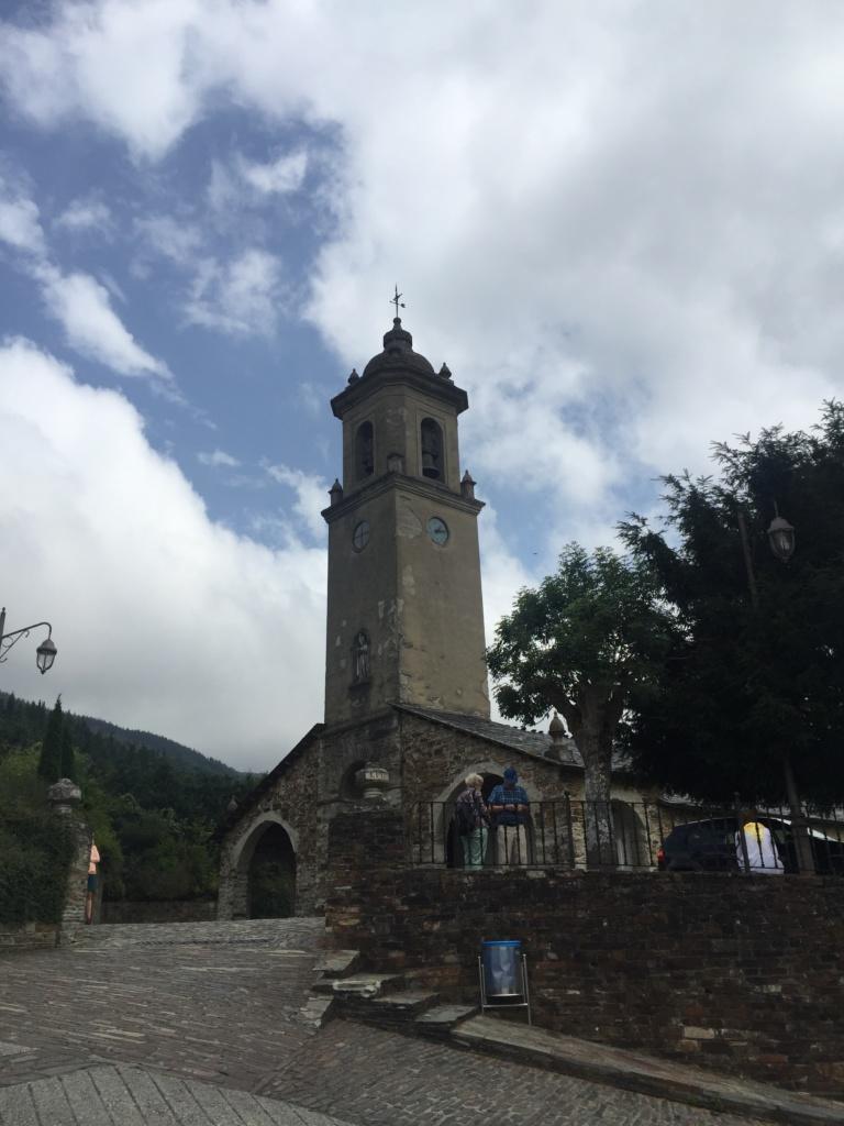 qué ver en taramundi, iglesia de san martín