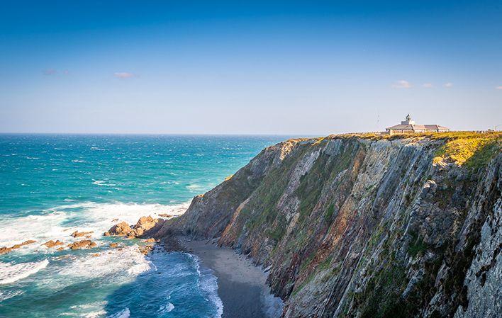 foto de playa de cabo busto